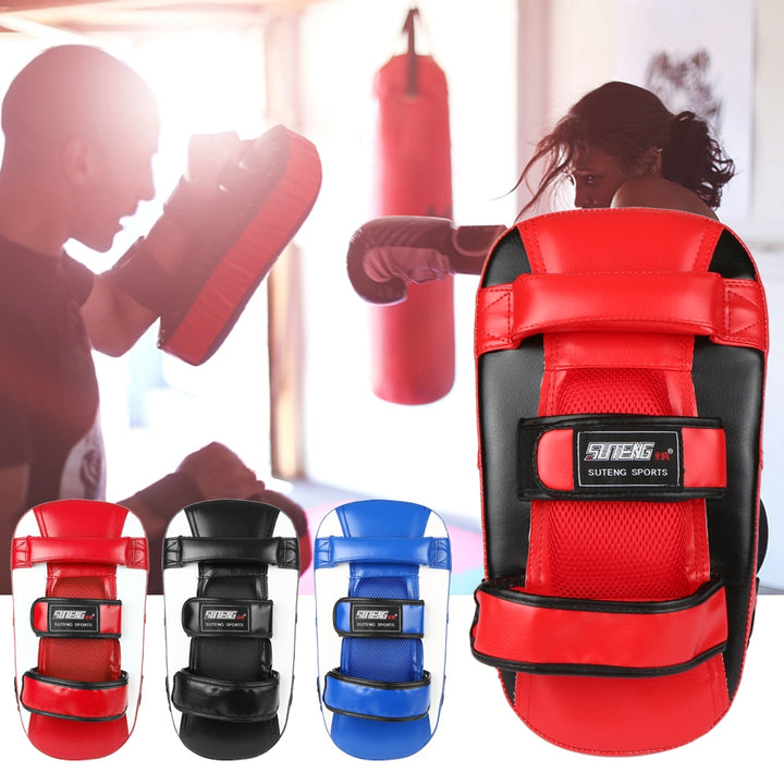Push Plank Pull™️ Boxing Glove Kick Boxing Muay Thai Punching Pad