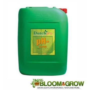 DUTCH PRO: PH DOWN BLOOM