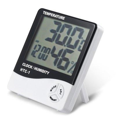 Humidity & Temperature Meter