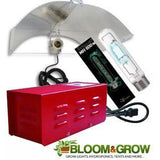 Super Plant HPS or MH KIT with  Reflector (2 sizes)