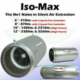 Isomax Silent Fan