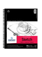 Load image into Gallery viewer, Universal Heavyweight Sketch Pads