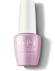 לק ג'ל-SEVEN WONDERS OF OPI