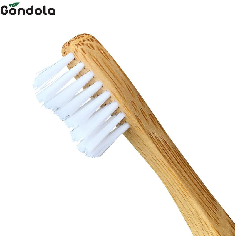 Kids Natural Bamboo Toothbrush