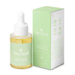 Hey Bud Face Oil