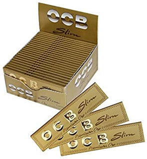 OCB Premium Oro Papers