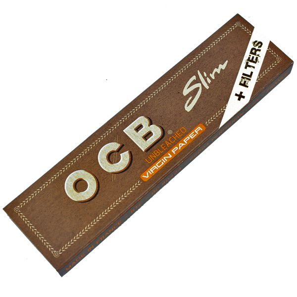 OCB Virgin Papers + Filters