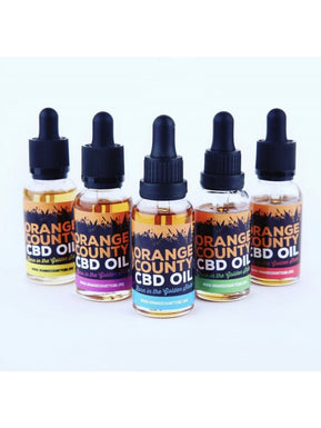 Orange County CBD Oil