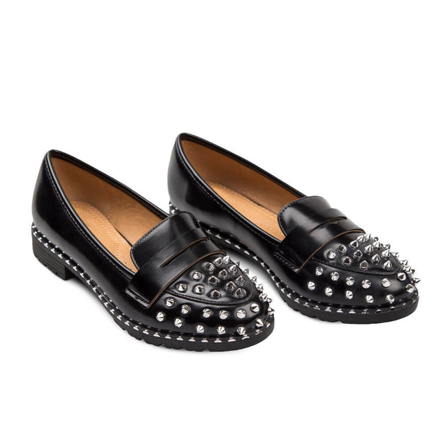 Cateye Loafers