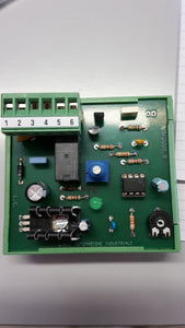 Metal Impact Detector - Electronic Board and Probe