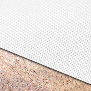Peel and stick removable wallpaper (unprinted)