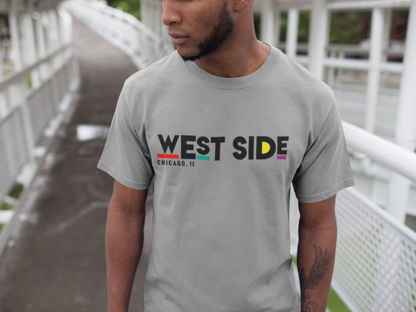 90's WEST SIDE T-SHIRT