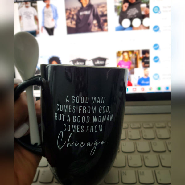 MUG - CHICAGO WOMAN