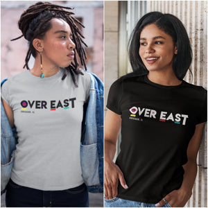 90's OVER EAST T-SHIRT