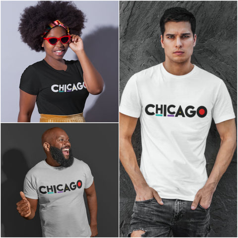 90's CHICAGO T-SHIRT
