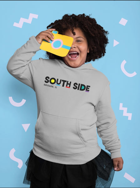 KIDS 90's SOUTH SIDE HOODIE