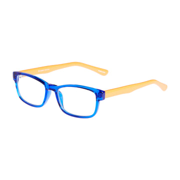 Lennon Royal Blue with Orange