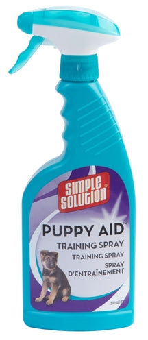 Simple Solution Puppy Training Spray 470 ML - Stuff4Pets || Dutchdales