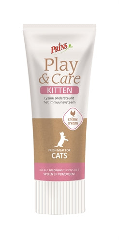 Prins Play&Care Cat Kitten - Stuff4Pets || Dutchdales