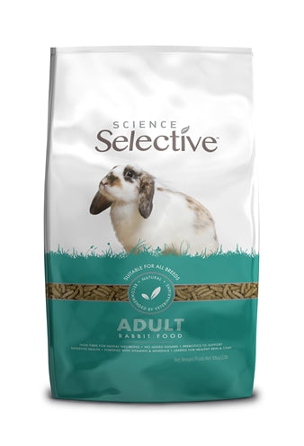 Supreme Science Selective Rabbit - Stuff4Pets || Dutchdales