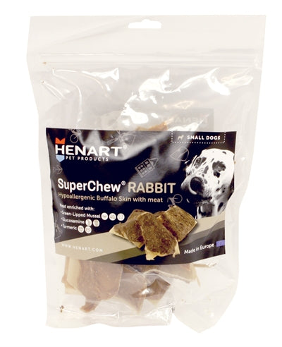 Henart Superchew Rabbit - Stuff4Pets || Dutchdales