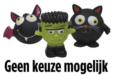 Croci Halloween Figuren Vinyl Assorti 10 CM - Stuff4Pets || Dutchdales