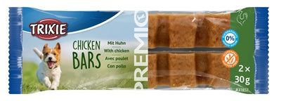 Trixie Premio Chicken Bars 2X30 GR - Stuff4Pets || Dutchdales