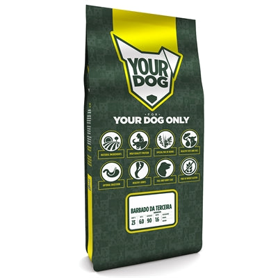 Yourdog Barbado Da Terceira Senior 12 KG - Stuff4Pets || Dutchdales