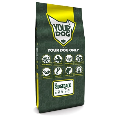 Yourdog Thai Ridgeback Senior - Stuff4Pets || Dutchdales