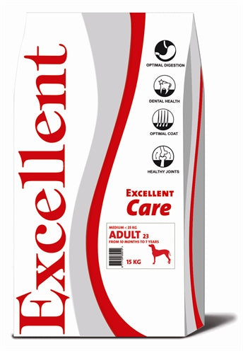 Excellent Care Medium 23 15 KG - Stuff4Pets || Dutchdales