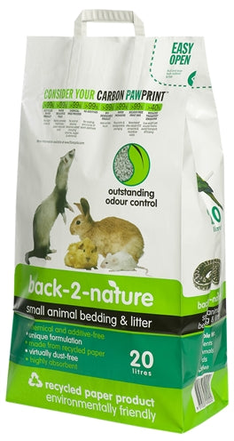 Back-2-Nature Bodembedekking - Stuff4Pets || Dutchdales