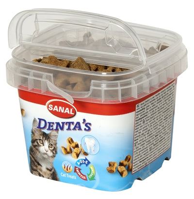 Sanal Cat Denta's Cup 75 GR - Stuff4Pets || Dutchdales