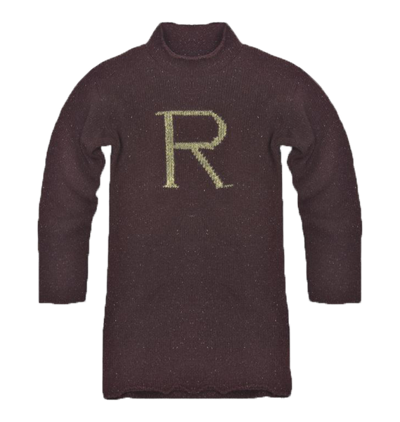'R' for Ron Weasley Youth Knitted Jumper