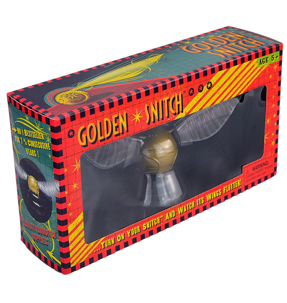 Golden Snitch Toy
