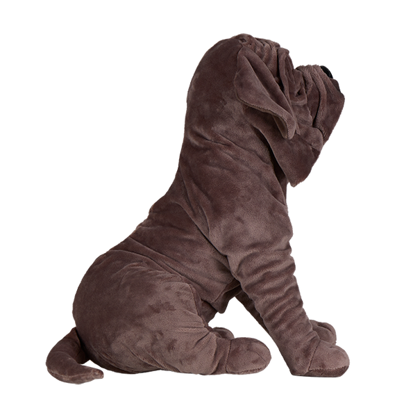 Fang Boarhound Soft Toy