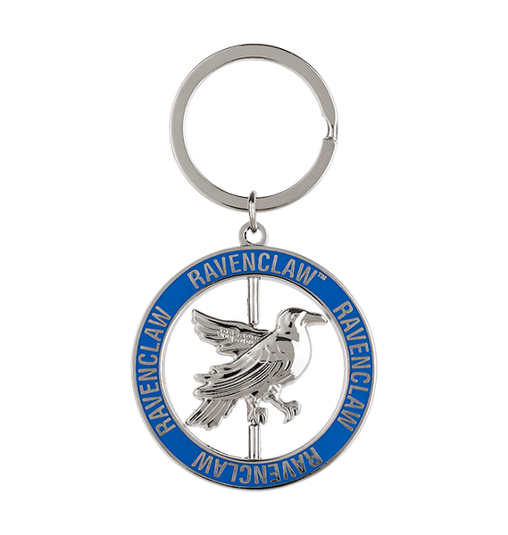 Ravenclaw House Icon Spinning Keyring