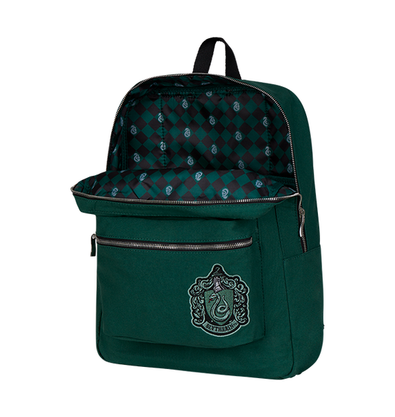 Slytherin Lined Backpack