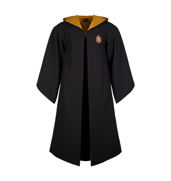 Personalised Authentic Hufflepuff Robe
