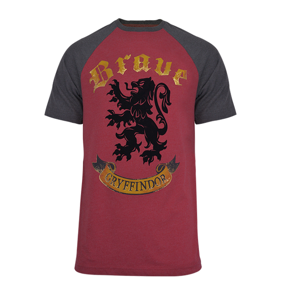Gryffindor House Attribute Adult T-Shirt