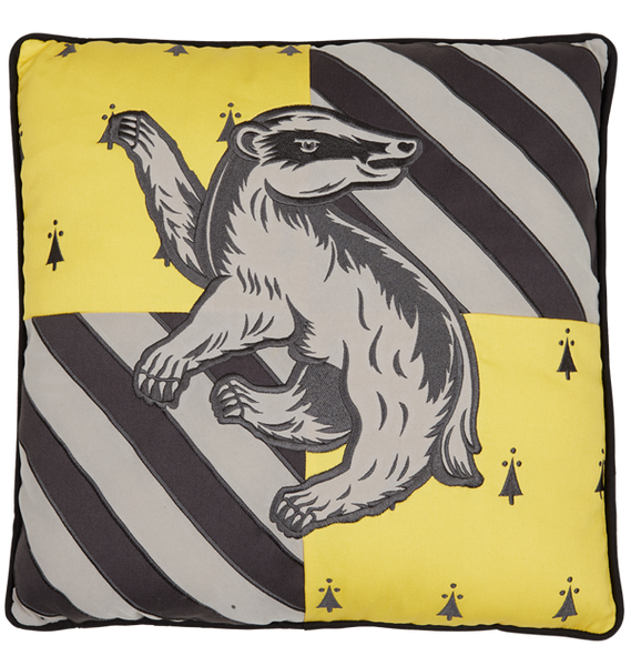 Hufflepuff House Cushion