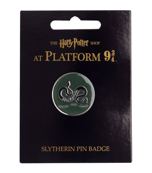 Slytherin Traits Pin