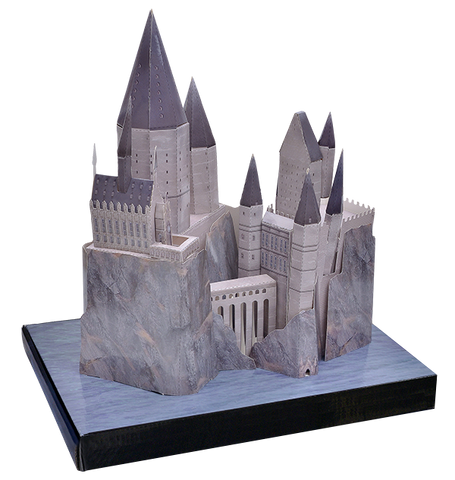 Build Your Own Hogwarts Castle