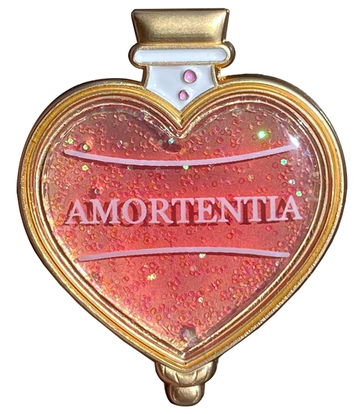 Amortentia Potion Pin Badge