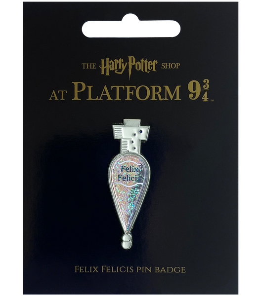 Felix Felicis Pin Badge