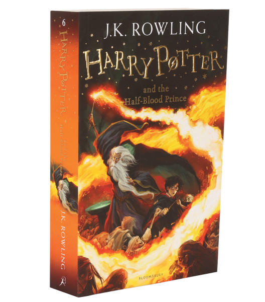 New Edition Harry Potter and the Half-Blood Prince (Paperback)