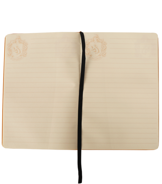 Embossed Notebook Hufflepuff
