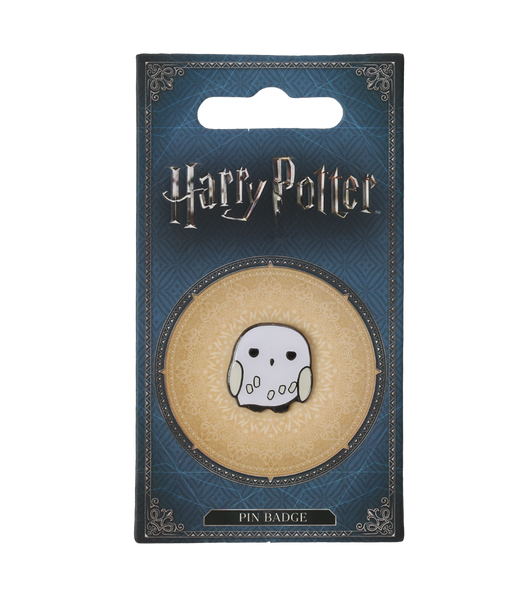 Kawaii Hedwig Pin Badge