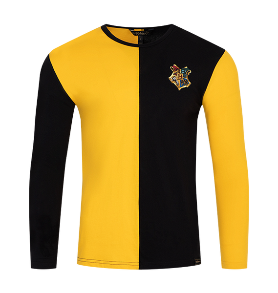 Personalised Hufflepuff Triwizard Shirt
