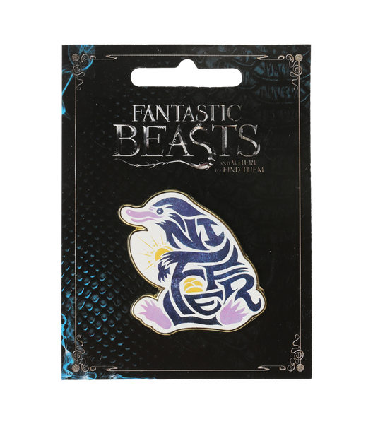Fantastic Beasts Niffler Pin Badge