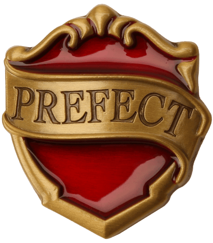 Gryffindor Prefect Pin Badge